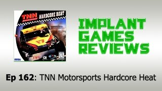 TNN Motorsports Hardcore Heat (Dreamcast) - IMPLANTgames Reviews