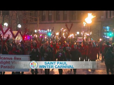 St. Paul Winter Carnival Set To Kick Off