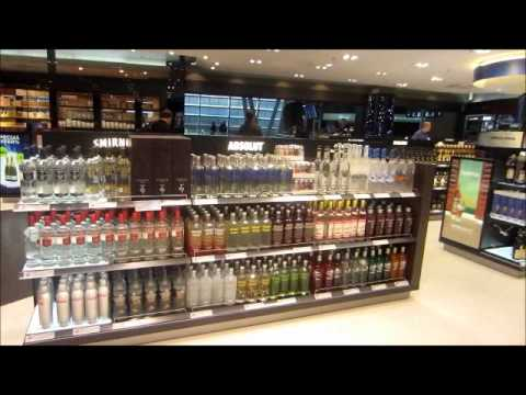 Nuance's new Departures store (1) at Zürich Airport