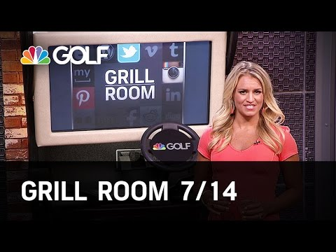 Grill Room 7/15 Preview