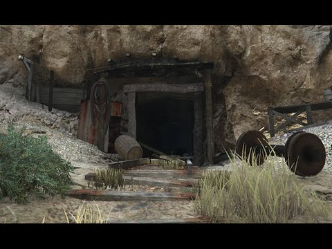 Mysterious Cave Now Open! - GTA 5 Mystery