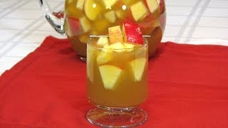 Apple Cider Sangria -- Lynn's Recipes