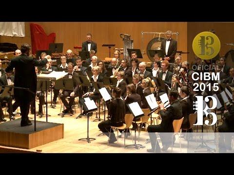 CIBM 2015 - Stadtmusik St. Gallen - Tiento Del Primer Tono Y Batalla Imperial