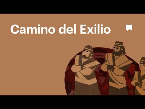 El Camino Del Exilio