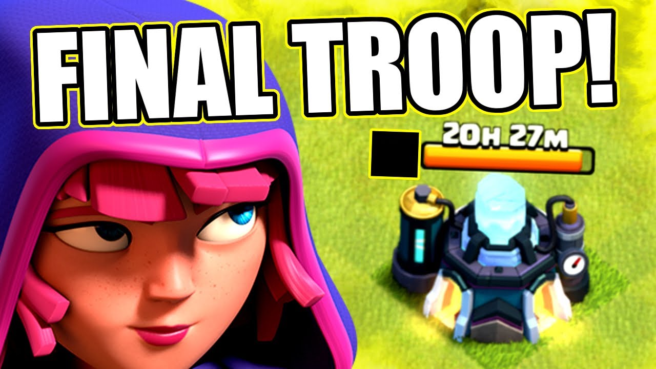 OUR FINAL TROOP UPGRADE HAS ARRIVED!