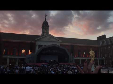 Ludovico Einaudi (Live) - Royal Hospital Chelsea - 18 June 2017 - Nuvole Bianche