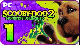 Scooby-Doo 2: Monsters Unleashed Walkthrough Part 1 (PC) Museum