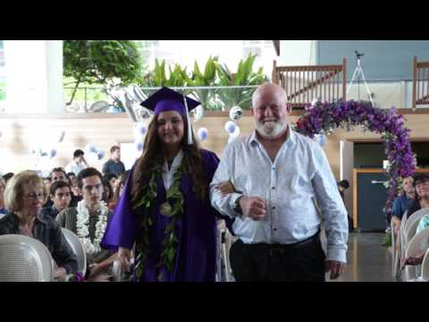 makua lani christian academy class of 2016 graduation ceremony