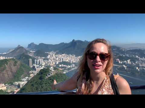 RIO DE JANEIRO - SUGARLOAF, CORCOVADO, and CHRIST the REDEEMER - 2019 vlog