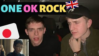 Download lagu We need help... | ONE OK ROCK - STAND OUT FIT IN (FIRST TIME) | GILLTYYY REACTION