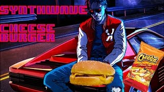 HOW TO MAKE A SYNTHWAVE HOT CHEETOS BURGER