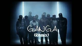 Ganga Remix - Almighty X Hector Brian X Pusho X Mike Towers ...