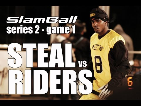 Series 2 - Game 1 - Steal v Riders [Complete Game]