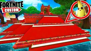 Fortnite 2V2 Hide and SEEK.. SECRET Hide & Seek MAP the PERFECT hiding SPOT (Fortnite Creative Mode)