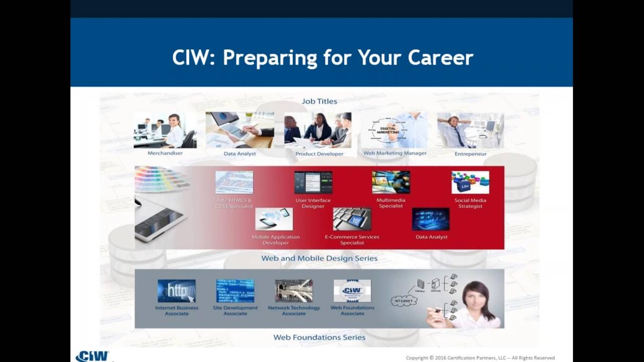 Ciw Data Analyst Youtube
