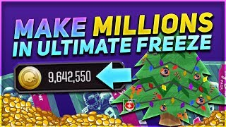 ULTIMATE FREEZE COIN MAKING GUIDE! MAKE 1,000,000+ COINS EASY!