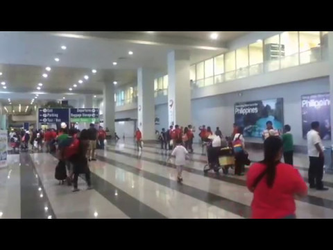 NAIA Terminal 3 - Manila Airport