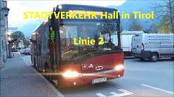 Regio Hall, Linie 2 Drivers View