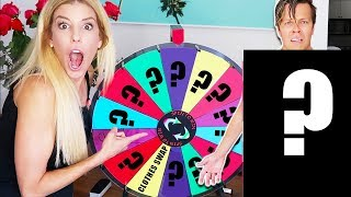 Mystery Wheel of Dares Challenge (you decide)
