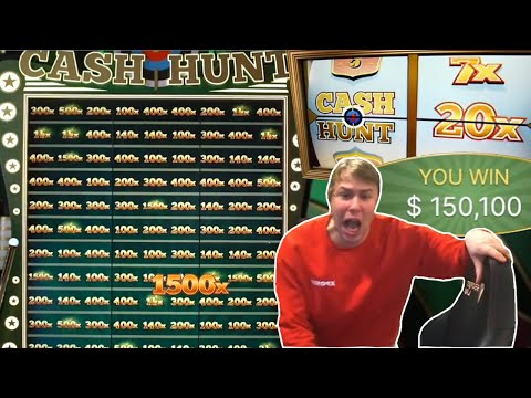 BIGGEST CASH HUNT WIN OF ALL TIME? $150,000 WIN ON CRAZY TIME!