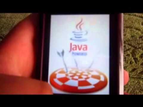 Samsung GT-C3303k Champ Java Games Error