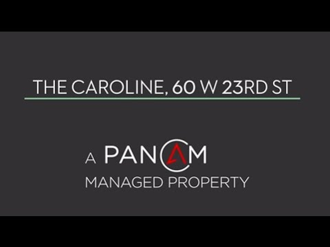Pan Am Equities - The Caroline (Exclusive Leasing Agent: Mirador Real Estate)