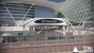 Yacht Experience at the Abu Dhabi Grand Prix [Shmee's Adventures]