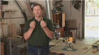Wood Routers : Router Woodworking Tips