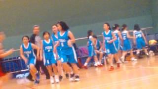 2017 九龍東區小學分會籃球比賽(女子組)  福建 vs