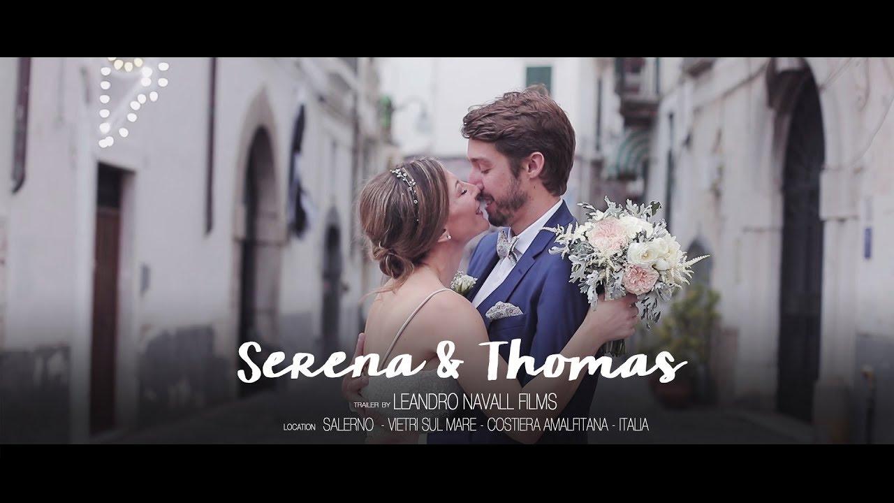 Serena & Thomas  ::  Leandro Navall :: Videografo de Bodas en Vietri Sul Mare :: Italia
