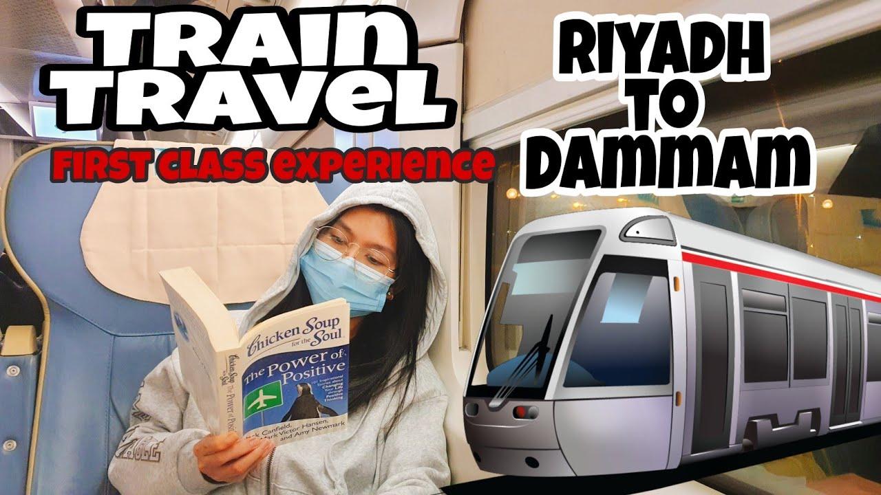 Download Saudi Railways Organisation (SRO)    First class experience   Riyadh to Dammam