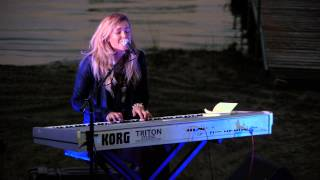 Rachel Platten 1,000 Ships Concert on the lake 2013