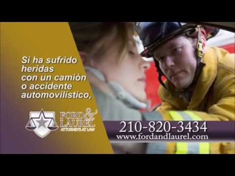 Personal Injury Attorney San Antonio - Ford & Laurel Attorneys at Law