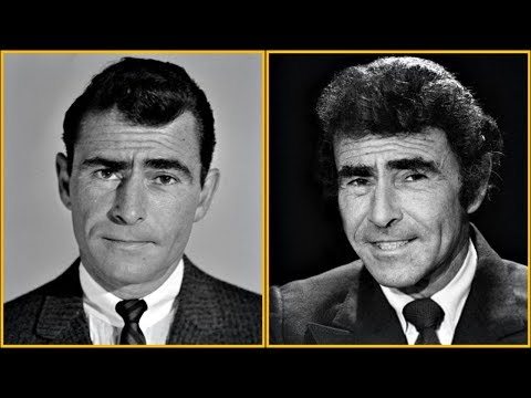 The Twilight Zone ( 1959-1964) Then and Now 2019