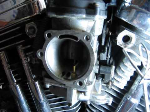 sportster problem 1 Problem is Carburetor