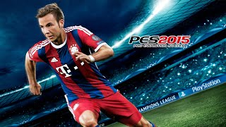 PES 2015 Android Official 350 MB offline High Graphics