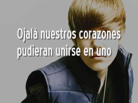 Eenie Meenie - Justin Bieber Feat. Sean Kingston (En Español)