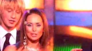 """Алексей Гоман и Жанна Фриске """"Слаще шоколада""""."""