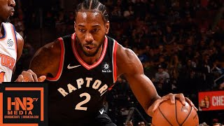 Toronto Raptors vs New York Knicks Full Game Highlights | 11.10.2018, NBA Season