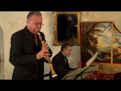 Antonio VIVALDI: sonata in C minor for oboe  RV 53