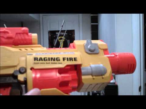 Raging Fire Barricade RV-10 Review