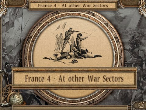 C4E4. MASSIVE HORDE IS CRUSHED! American Conquest Campaign: France 4 - At other War Sectors |