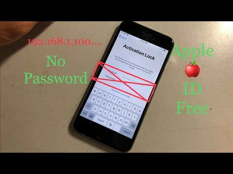 iPhone Unlock DNS Bypass iCloud Activation Lock Without Password 2019