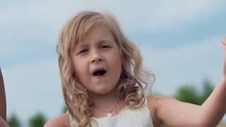 Гимн России поют дети