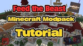 Minecraft Modpack installieren ( FTB Infinity Evolved) | HOST-UNLIMITED TUTORIAL