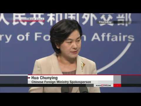 Joko visits Natuna isles, sending message to China   News   NHK WORLD   English