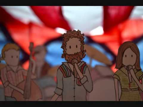 edward sharpe the magnetic zeros in the lion