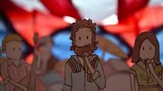 """Edward Sharpe and the Magnetic Zeros Big Top Featuring """"In The Lion"""" [Official Fan Made Video]"""