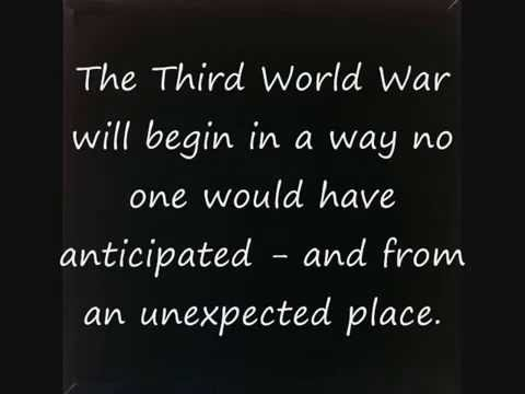 1968  Prophecy from  a 90 Year Old...