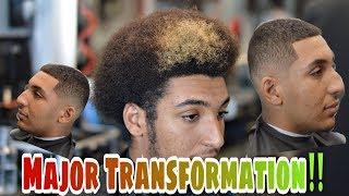 HUGE TRANSFORMATION HAIRCUT!! | MUST SEE!!